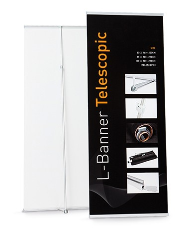 L-Banner Telescopic